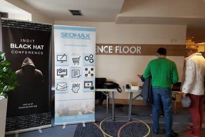 Black Hat конференция- партньор SEOMAX