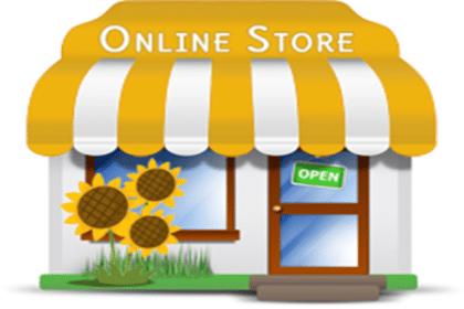 Създаване на съдържание за онлайн магазин. Изработка на онлайн магазин