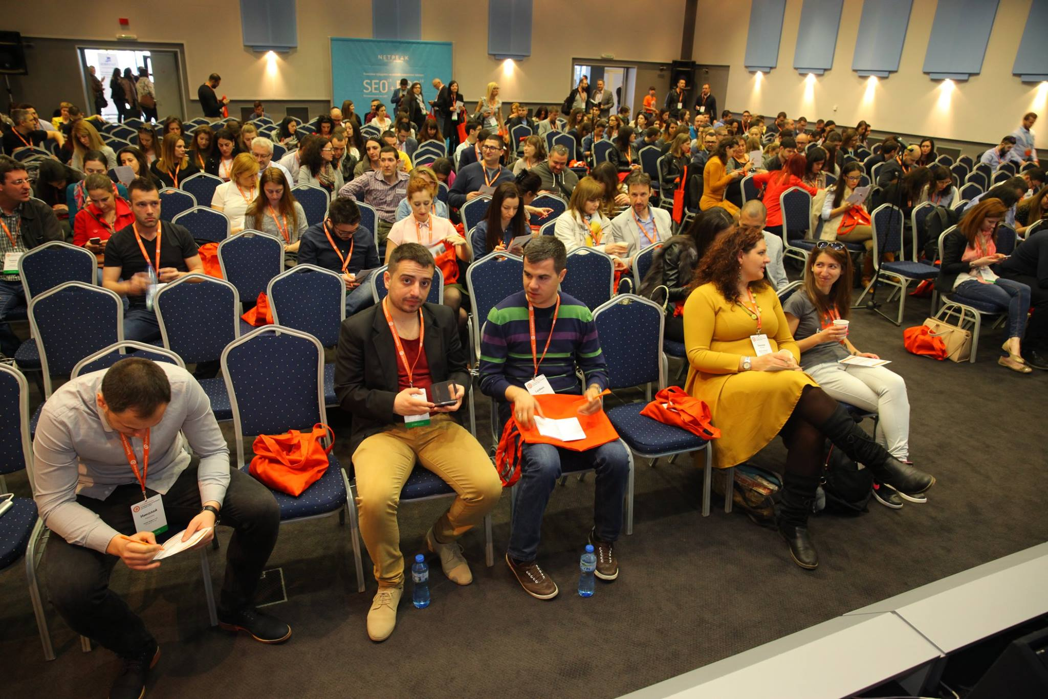 Конференция по online advertising