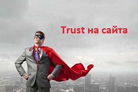 Trust на сайта seo оптимизация от дигитална агенция seomax
