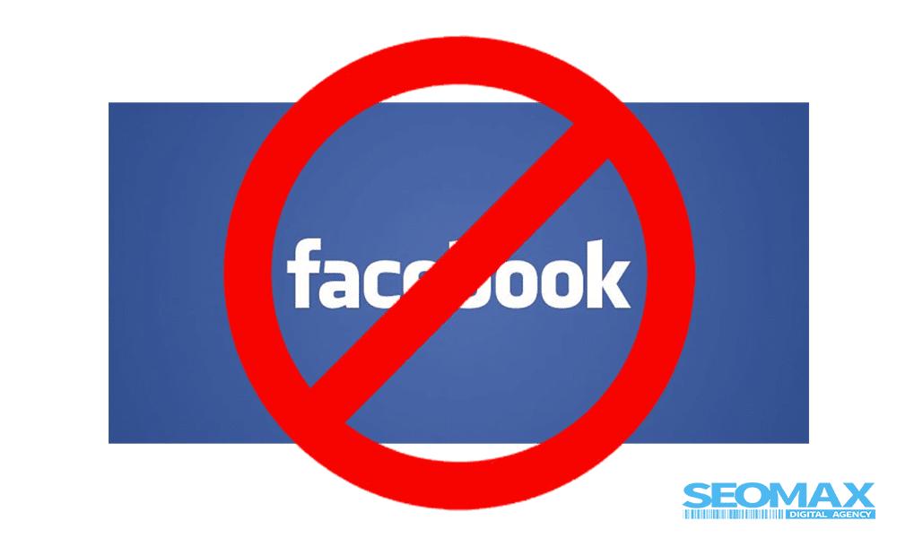 6 съвета как да предотвратите премахването на акаунт във facebook