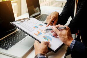 проследяване на бизнес цели, бизнес цели, проследяване на прогреса, прогрес, растеж, бизнес растеж