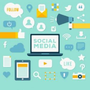 социални медии, социални мрежи, маркетинг в социалните мрежи, маркетинг, инфлуенсъри, чатбот,