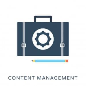 система за упрваление на съдържанието, CMS