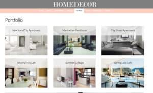 homedecor theme за онлайн магазин