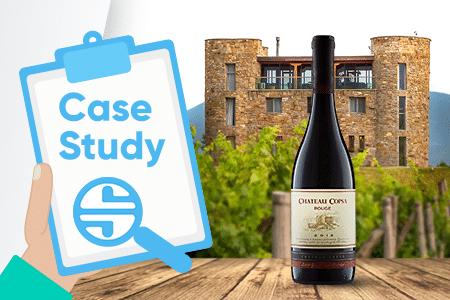 цялостен онлайн маркетинг на винарски комплекс