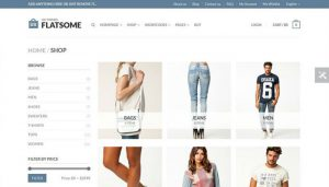 flatsome theme за онлайн магазин