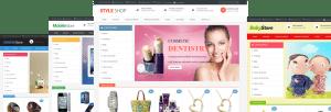Pav StyleShop theme за онлайн магазин