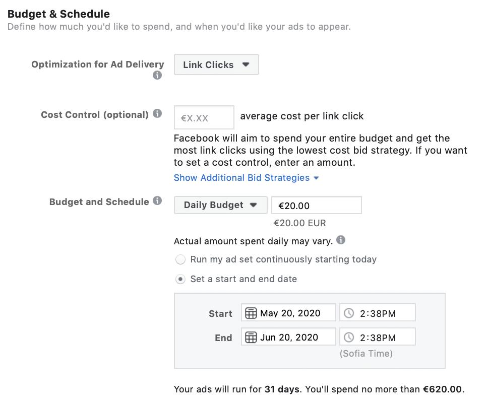 Facebook реклама - Guide