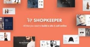 Shopkeeper theme за онлайн магазини