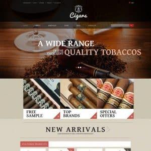 Tobacco theme